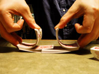 Showtime! Card shuffling, Coin flipping, and Coincidences